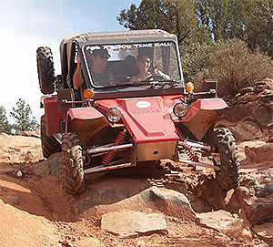 Sedona Activities Off Road